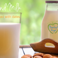 Sweetened Almond Milk recipe