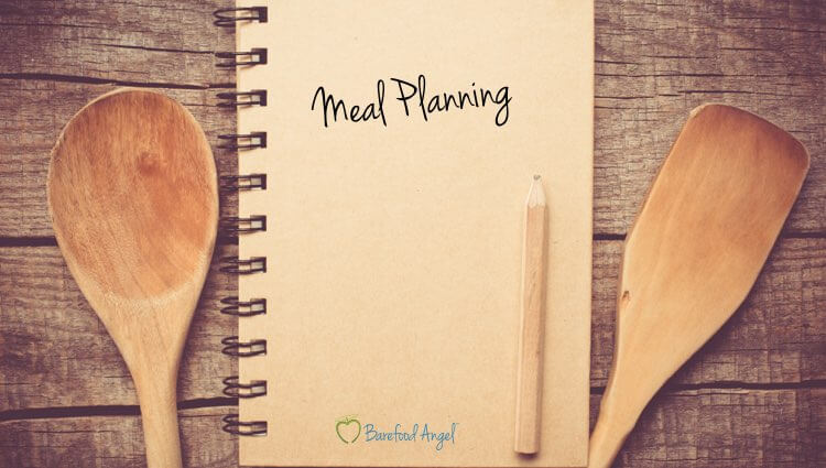 5 step DIY Meal Planning